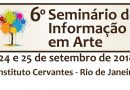 6º Seminário de Informação em Arte