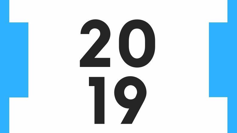 Anuidade 2019