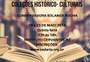 Workshop de Segurança para Coleções Histórico-Culturais