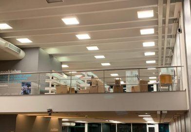 Despejada, Secretaria de Cultura do RJ ocupa parte de Biblioteca-Parque