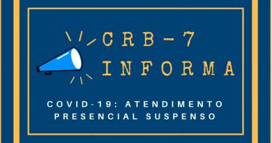 COVID-19 | Atendimento presencial suspenso