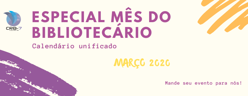 Especial Mês do Bibliotecário 2020